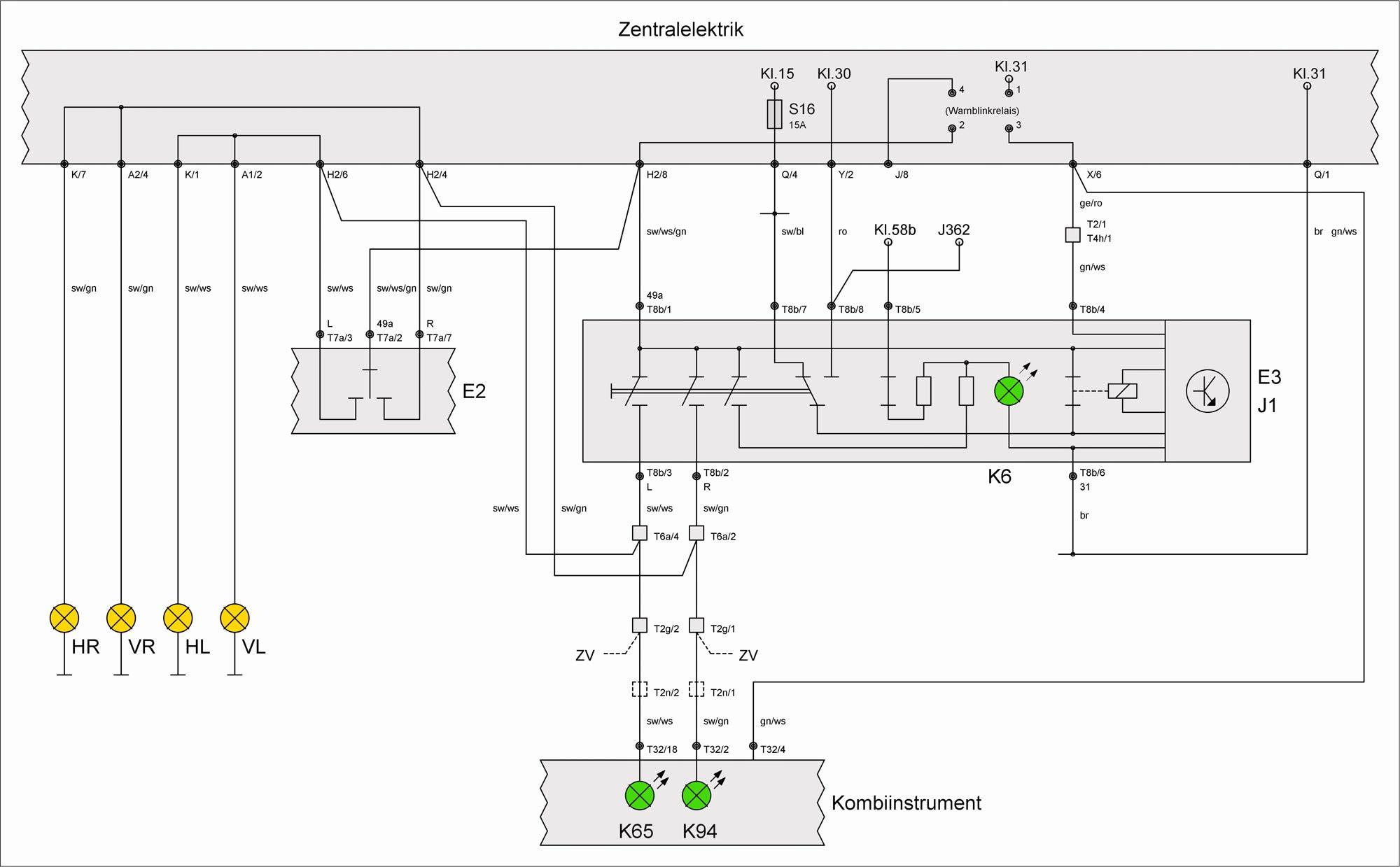 Ungewöhnlich Elektrische Schaltpläne Für Anhänger Ideen - Der ...