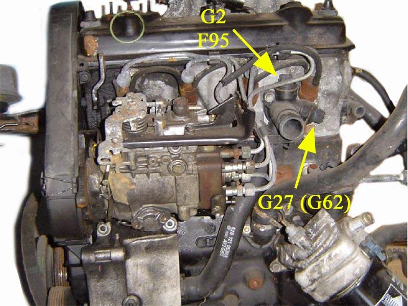 Audi A4 Wiki >> Geber G62 (Kühlmitteltemperatur) – T4-Wiki
