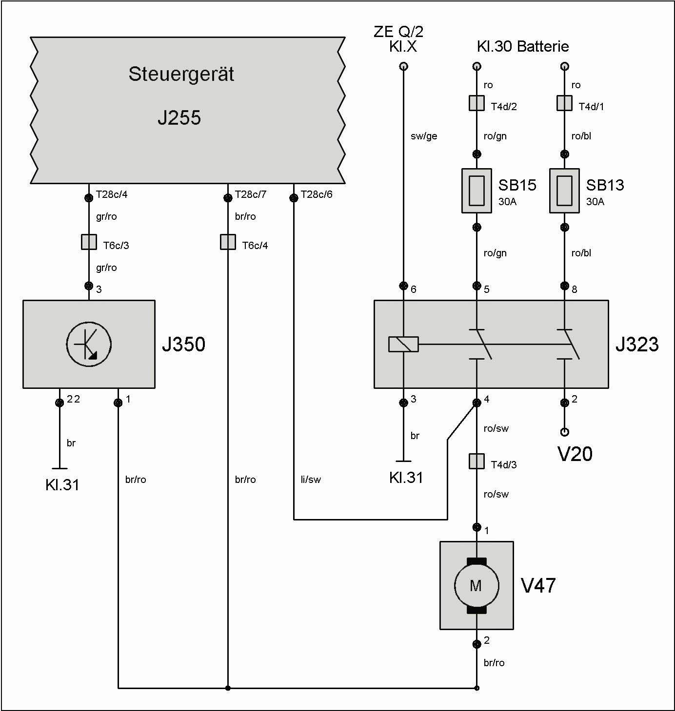 Berühmt Elektrische Schaltbilder Bilder - Elektrische Schaltplan ...