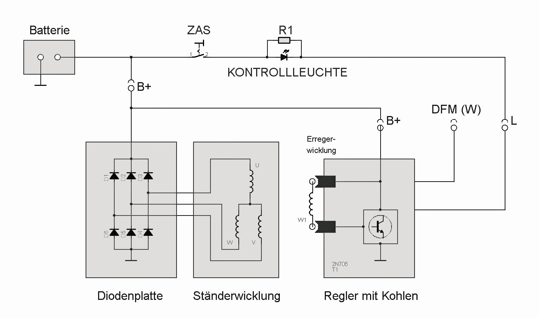 Autobatterie-Testgerät, auch für Lichtmaschinen (2 in 1) – für ...