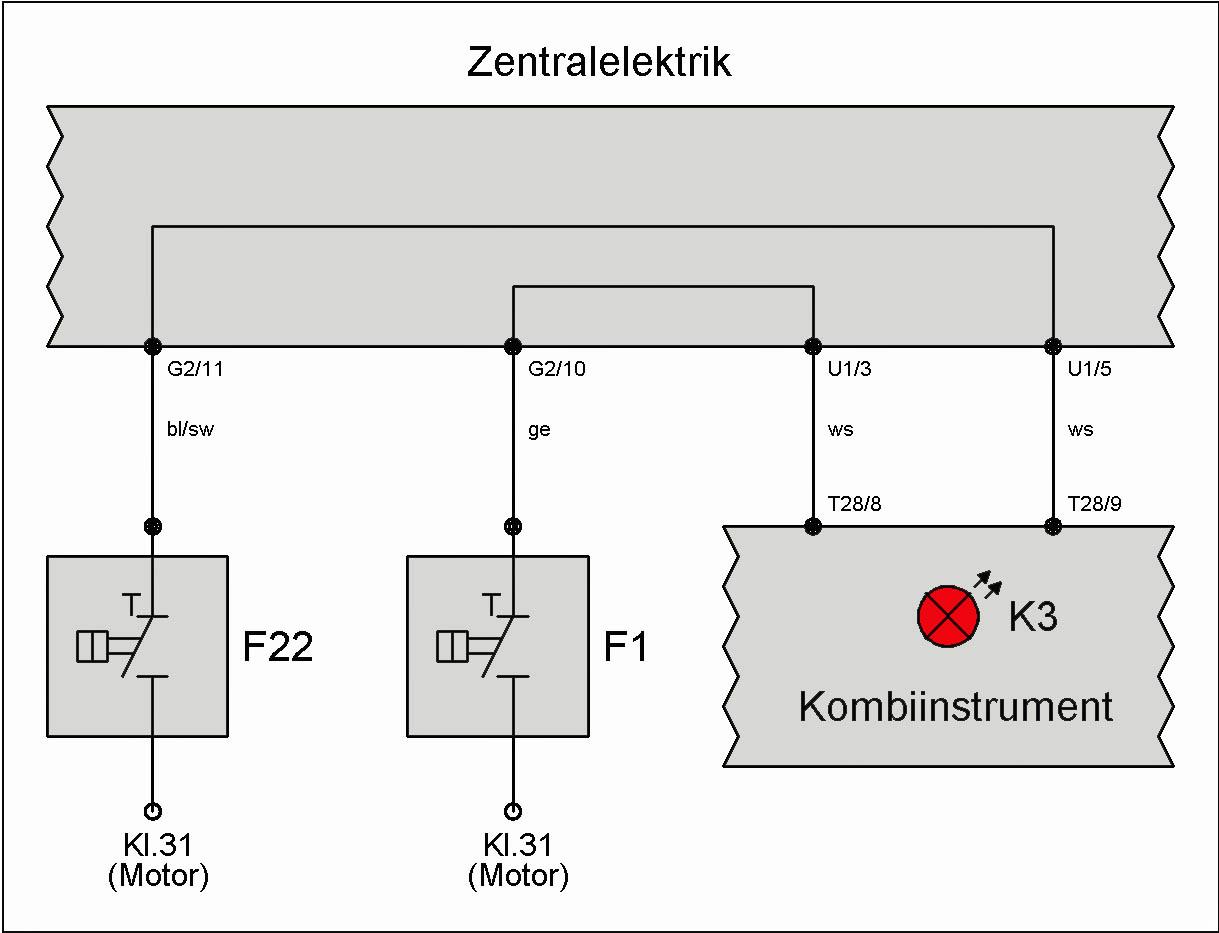 Berühmt Wassertemperaturanzeige Schaltplan Galerie - Elektrische ...