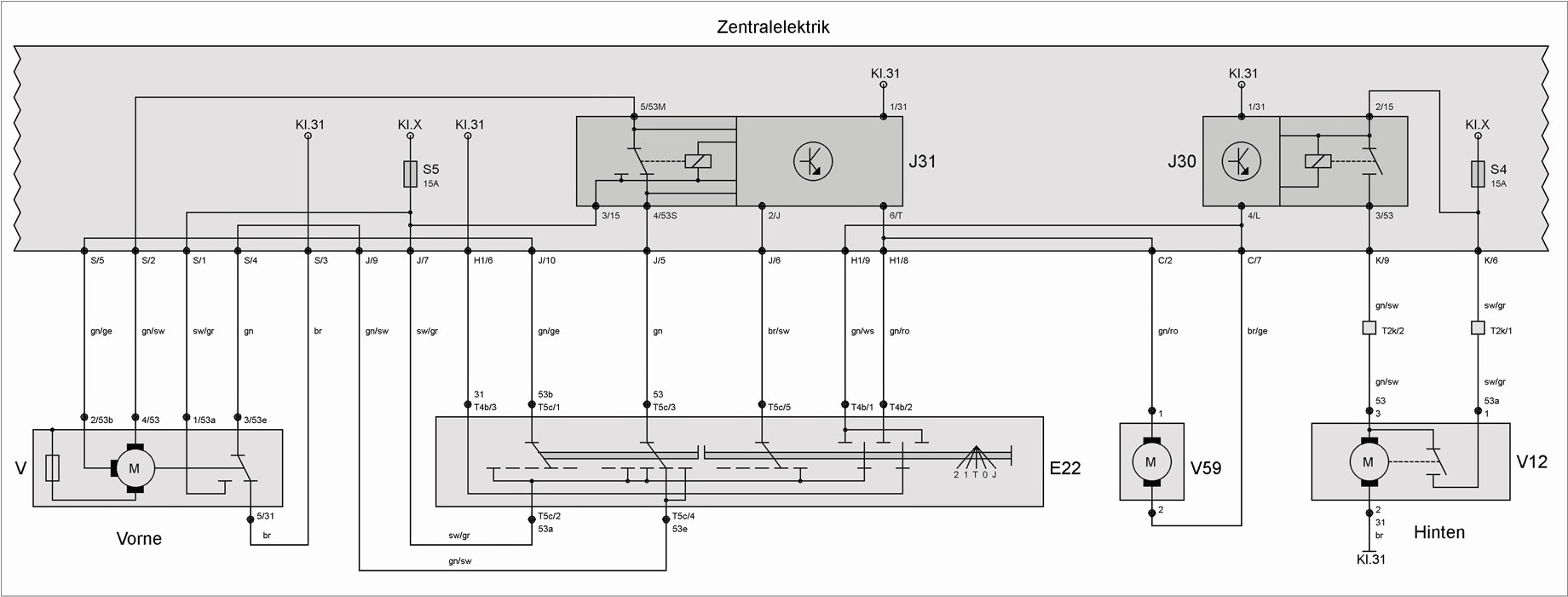 Ungewöhnlich Bosch 5 Pin Relais Schaltplan Bilder - Der Schaltplan ...
